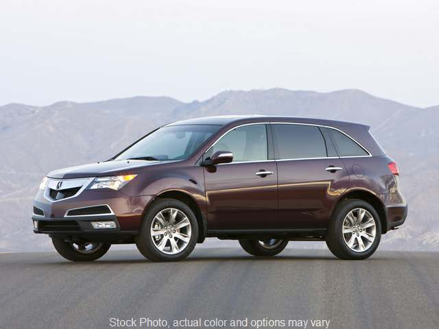 Used 2011 Acura MDX 4d SUV Tech at Frank Leta Automotive Outlet near Bridgeton, MO