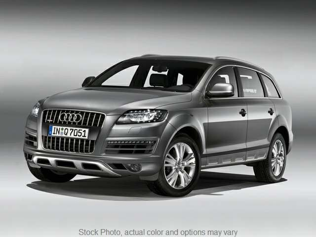 2015 Audi Q7 4d SUV 3.0T Premium+ at Fogg's Automotive near Glenville, NY