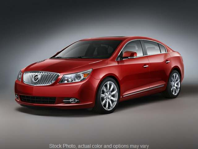 2013 Buick LaCrosse 4d Sedan FWD V6 at City Wide Auto Credit near Toledo, OH