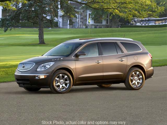 2012 Buick Enclave 4d SUV FWD Leather at Bill Fitts Auto Sales near Little Rock, AR