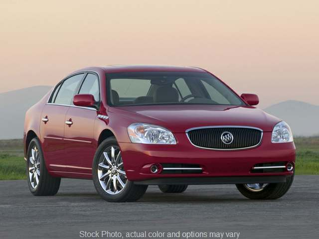 2010 Buick Lucerne 4d Sedan CXL Special Edition at City Wide Auto Credit near Oregon, OH