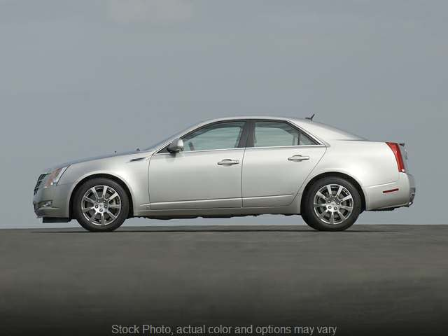 Used 2012  Cadillac CTS 4d Sedan AWD 3.0L Luxury at City Wide Auto Credit near Oregon, OH
