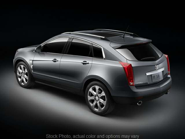 Used 2012  Cadillac SRX 4d SUV FWD Performance at Bill Fitts Auto Sales near Little Rock, AR