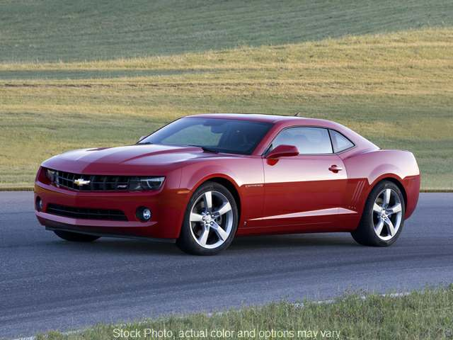 Used 2012  Chevrolet Camaro 2d Coupe LT1 at Shields Auto Center near Rantoul, IL
