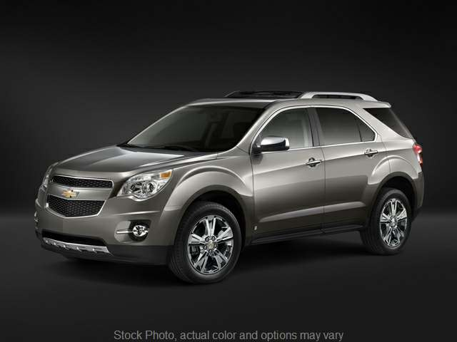 Used 2012 Chevrolet Equinox 4d SUV FWD LTZ 3.0L at 30 Second Auto Loan near Peoria, IL