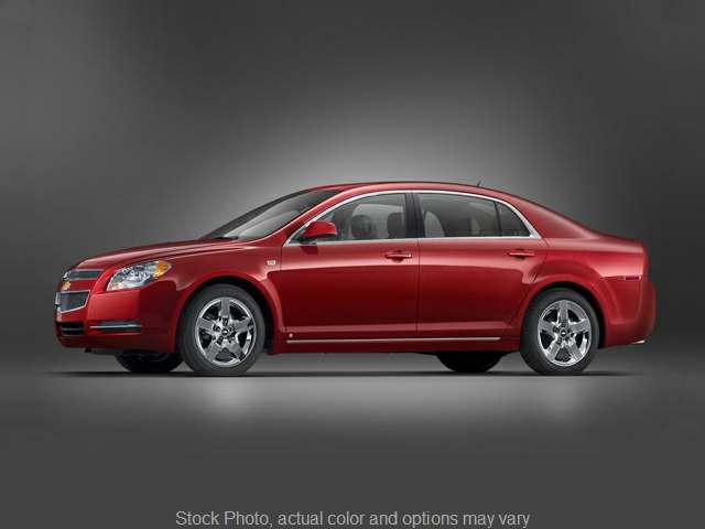 Used 2012  Chevrolet Malibu 4d Sedan LS w/1LS at Express Auto near Kalamazoo, MI