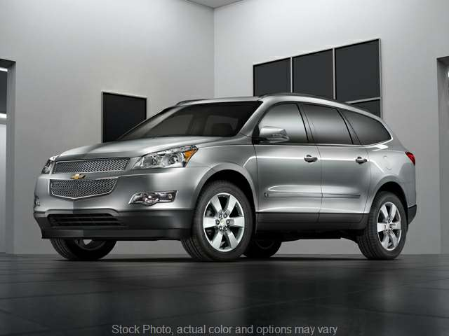 2012 Chevrolet Traverse 4d SUV AWD LS at Good Wheels near Ellwood City, PA