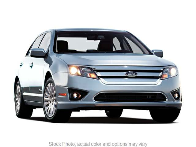 2011 Ford Fusion Hybrid 4d Sedan at Bobb Suzuki near Columbus, OH