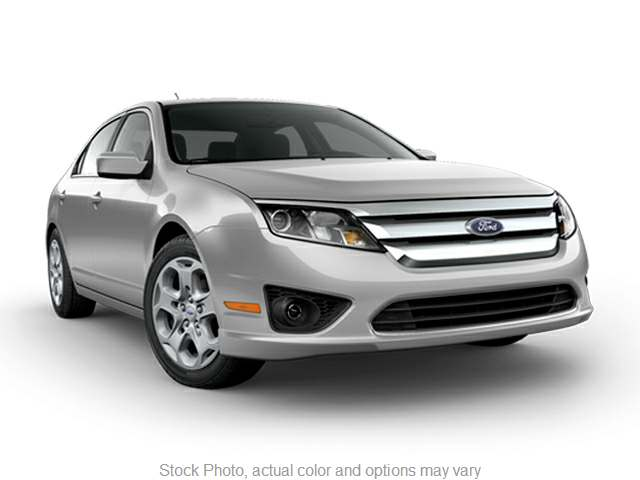 2011 Ford Fusion 4d Sedan SE at Solutions Auto Group near Chickasha, OK