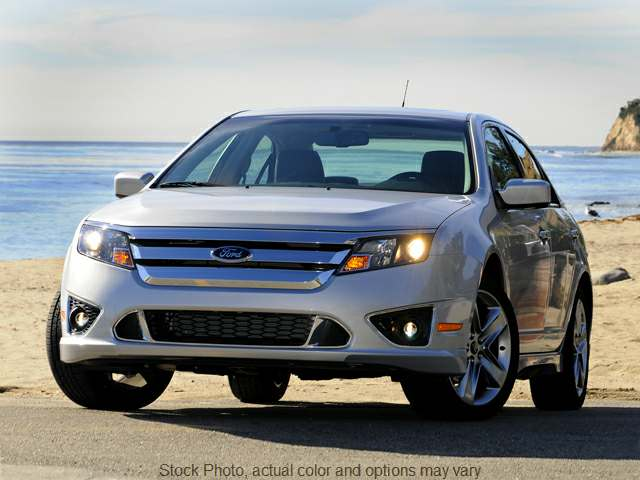 Used 2012  Ford Fusion 4d Sedan SE at Express Auto near Kalamazoo, MI