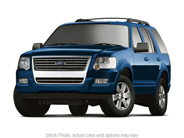 2010 Ford Explorer 4d SUV 4WD XLT at Good Wheels near Ellwood City, PA