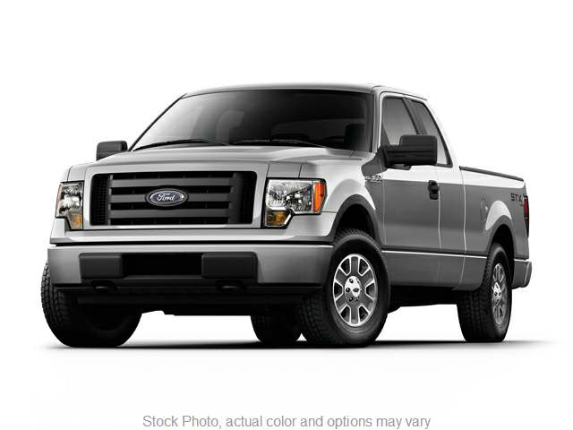 Used 2012 Ford F150 4WD Supercab XL at Shook Auto Sales near New Philadelphia, OH