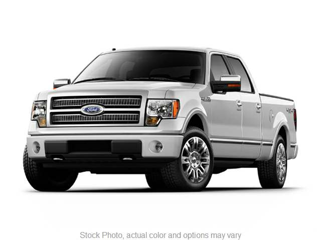 2012 Ford F150 4WD Supercrew Platinum 5 1/2 at Graham Auto Group near Mansfield, OH