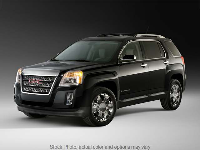 Used 2012  GMC Terrain 4d SUV FWD SLT1 2.4L at Bill Fitts Auto Sales near Little Rock, AR