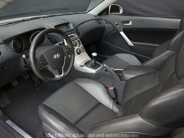 Used 2010  Hyundai Genesis Coupe 2d Coupe 3.8L Auto at Camacho Mitsubishi near Palmdale, CA
