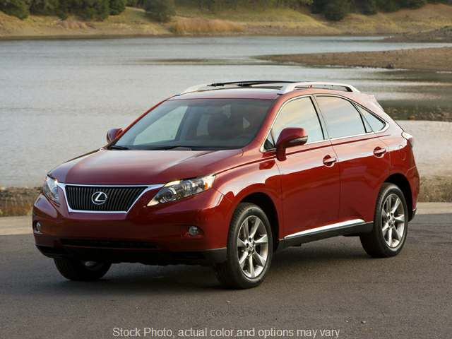 2010 Lexus RX350 4d SUV AWD at Graham Auto Group near Mansfield, OH
