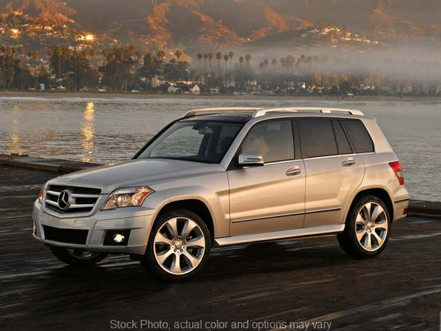 Used 2010 Mercedes Benz Glk Cl 4d Suv Glk350 4matic At One Stop Auto