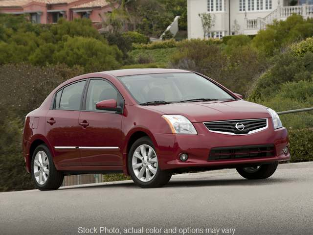 Used 2012  Nissan Sentra 4d Sedan 2.0S at Action Auto Group near Oxford, MS