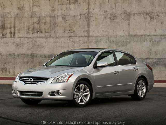 2011 Nissan Altima 4d Sedan S at Graham Auto Group near Mansfield, OH