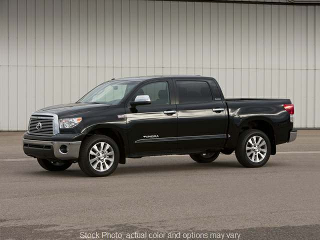 2012 Toyota Tundra 4WD CrewMax 5.7L Limited at Oxendale Auto Outlet near Winslow, AZ