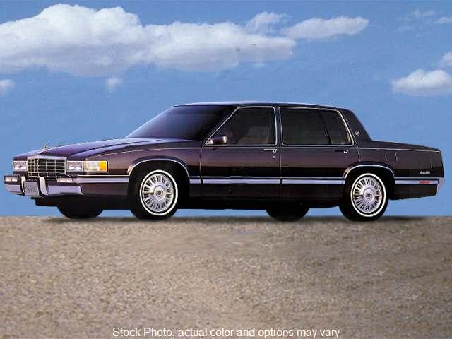 Used 1992  Cadillac DeVille 4d Sedan at Springfield Select Autos near Springfield, IL