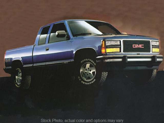 Used 1993  GMC Sierra 1500 4WD Ext Cab SL at Truck Town Ltd near Bremerton , WA