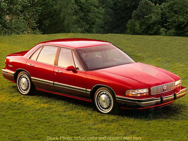 1993 Buick Park Avenue 4d Sedan at Tacoma Car Credit near Tacoma, WA