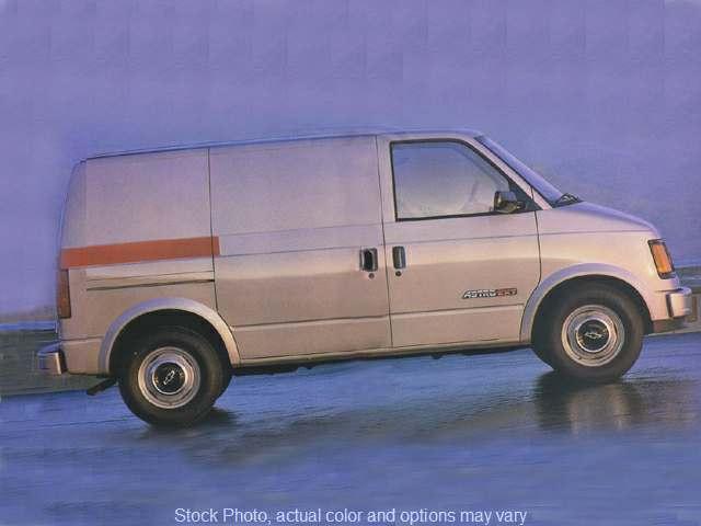 Used 1993  Chevrolet Astro Cargo Van 3d Cargo Van at VA Cars Inc. near Richmond, VA