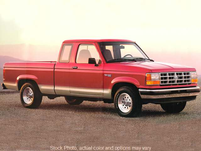 Used 1993 Ford Ranger 4WD Supercab XLT at Ridenour Auto Group near New Lexington, OH