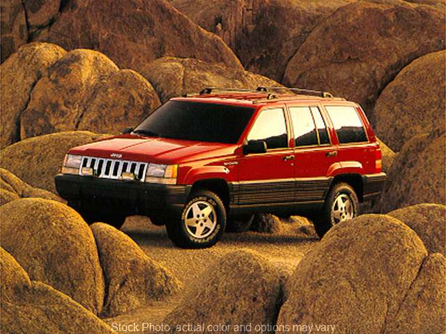 Used 1993  Jeep Grand Cherokee 4d SUV 4WD Laredo V8 at LaGrange Mitsubishi near LaGrange, GA
