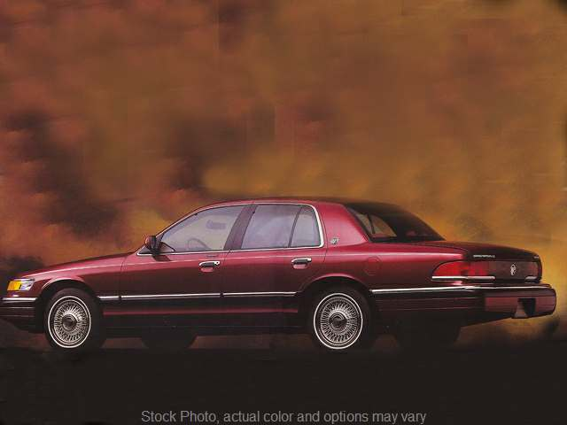 Used 1993  Mercury Grand Marquis 4d Sedan GS at LaGrange Mitsubishi near LaGrange, GA