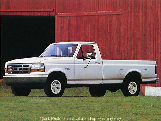 1994 Ford F150 4WD Reg Cab XLT Longbed at Arnie's Ford near Wayne, NE
