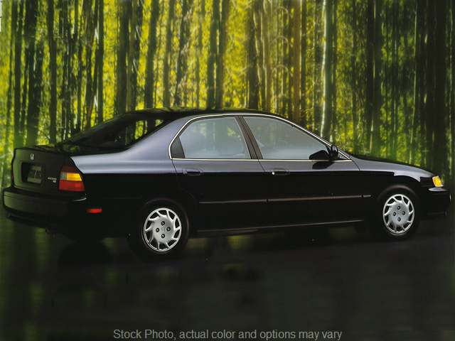 1994 Honda Accord Sedan 4d DX at VA Cars of Tri-Cities near Hopewell, VA