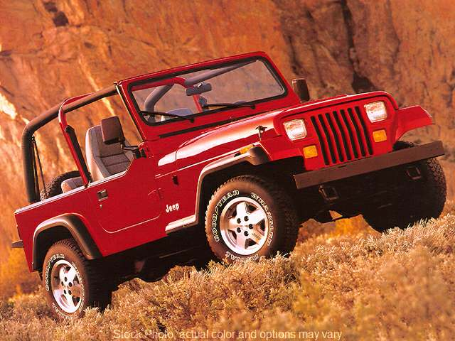 Used 1994  Jeep Wrangler 2d Wrangler S at Credit Now Auto Inc near Huntsville, AL