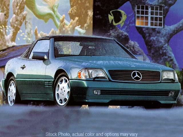 Used 1994  Mercedes-Benz SL-Class 2d Roadster SL500 at Royal Car Center near Philadelphia, PA