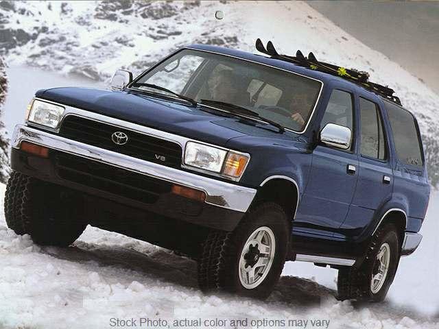 Used 1994 Toyota 4Runner 4d SUV RWD SR5 at Tacoma Car Credit near Tacoma, WA