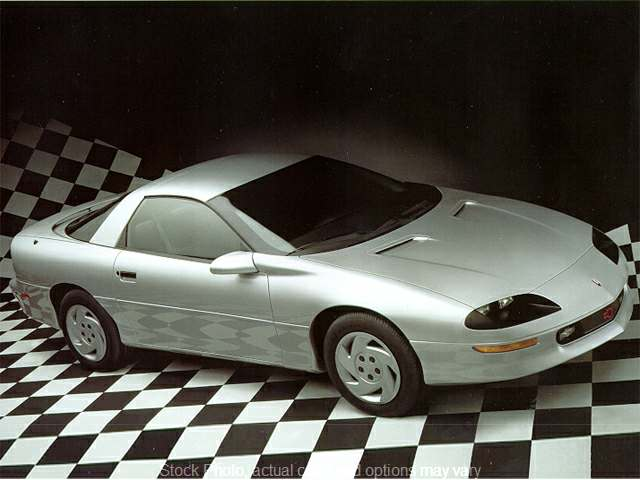 Used 1995  Chevrolet Camaro 2d Coupe Z28 at The Gilstrap Family Dealerships near Easley, SC
