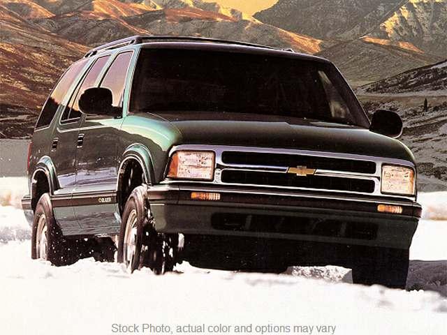 Used 1995  Chevrolet Blazer 4d SUV 4WD LS at VA Cars Inc. near Richmond, VA