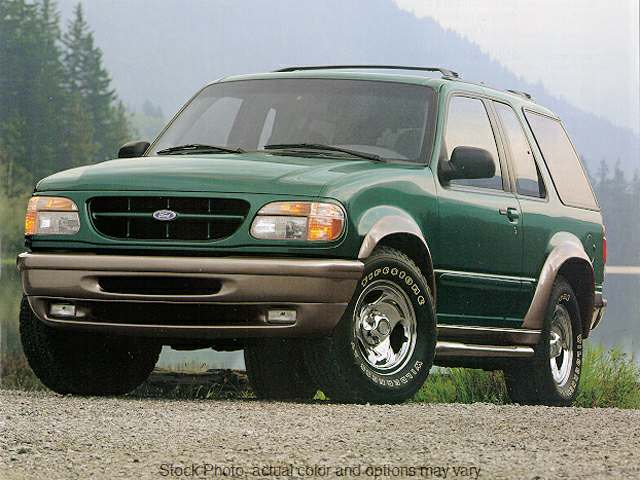 Used 1995  Ford Explorer 2d SUV 4WD Sport at Ramsey Motor Company - North Lot near Harrison, AR