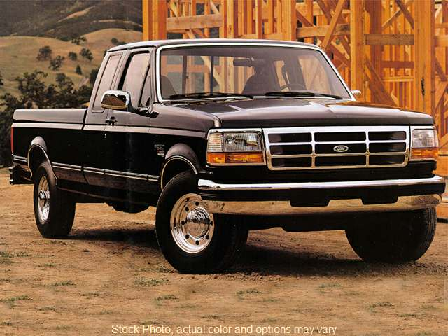 Used 1995  Ford F250 4WD Supercab XLT at Monster Motors near Michigan Center, MI