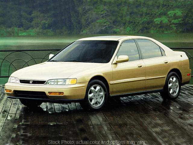 Used 1995  Honda Accord Sedan 4d LX at LaGrange Mitsubishi near LaGrange, GA