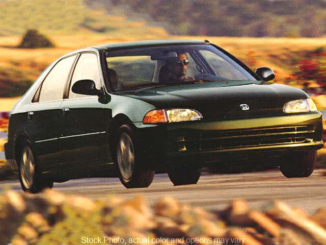 Used 1995  Honda Civic Sedan 4d LX at Tacoma Car Credit near Tacoma, WA