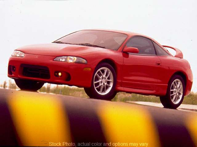 Used 1995  Mitsubishi Eclipse 2d Coupe GS at The Gilstrap Family Dealerships near Easley, SC