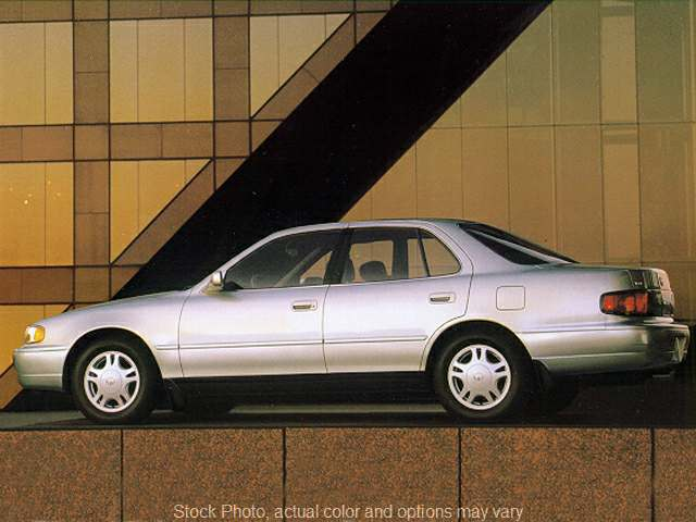 Used 1996  Toyota Camry 4d Sedan DX at City Wide Auto Credit near Toledo, OH