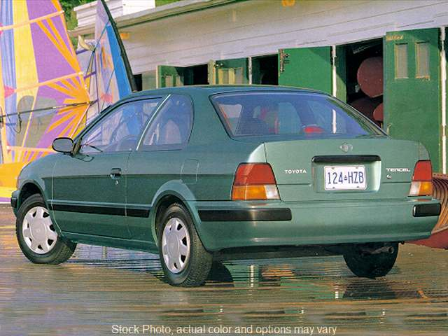 Used 1994  Toyota Tercel 2d Sedan DX at Tacoma Car Credit near Tacoma, WA