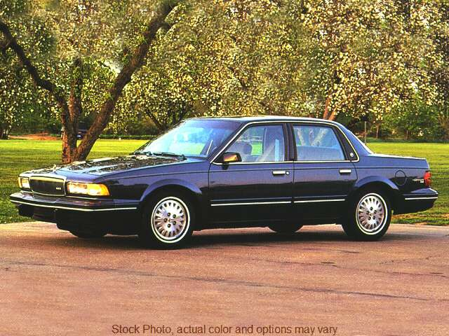 Used 1997  Buick Century 4d Sedan Custom at City Wide Auto Credit near Toledo, OH