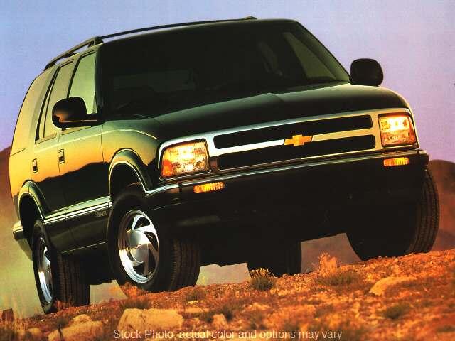 1997 Chevrolet Blazer 4d SUV 4WD at Edd Kirby's Adventure near Dalton, GA
