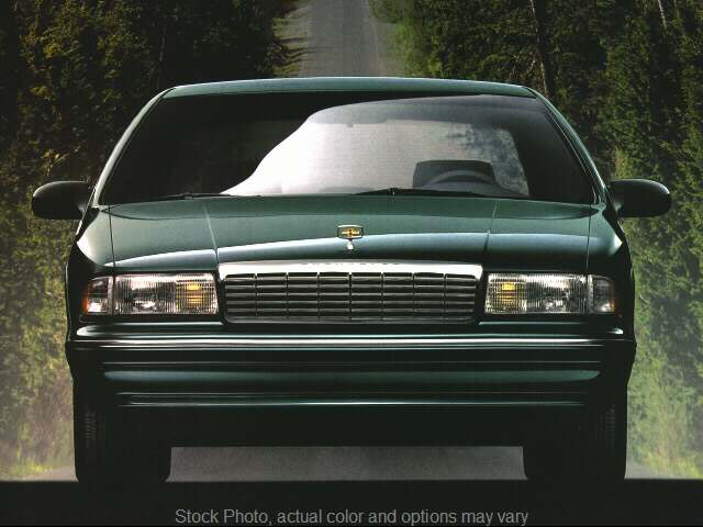 Used 1996  Chevrolet Caprice Classic 4d Sedan at Ubersox Used Car Superstore near Monroe, WI