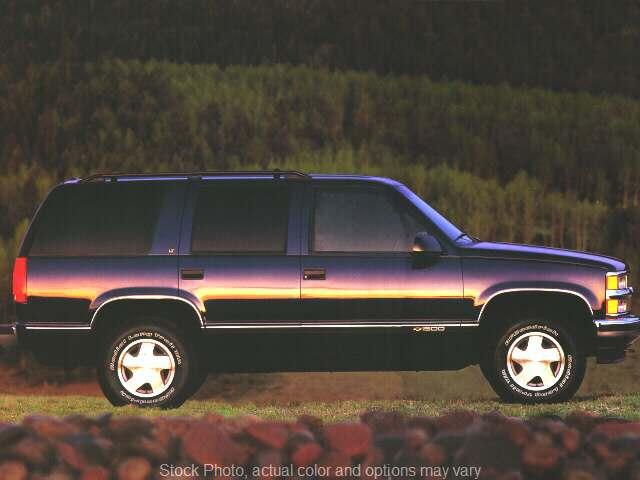 1996 Chevrolet Tahoe 4d SUV 4WD LS at VA Cars of Tri-Cities near Hopewell, VA