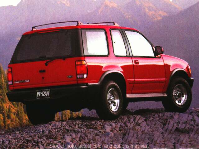 Used 1996  Ford Explorer 2d SUV 4WD Sport at CarCo Auto World near South Plainfield, NJ
